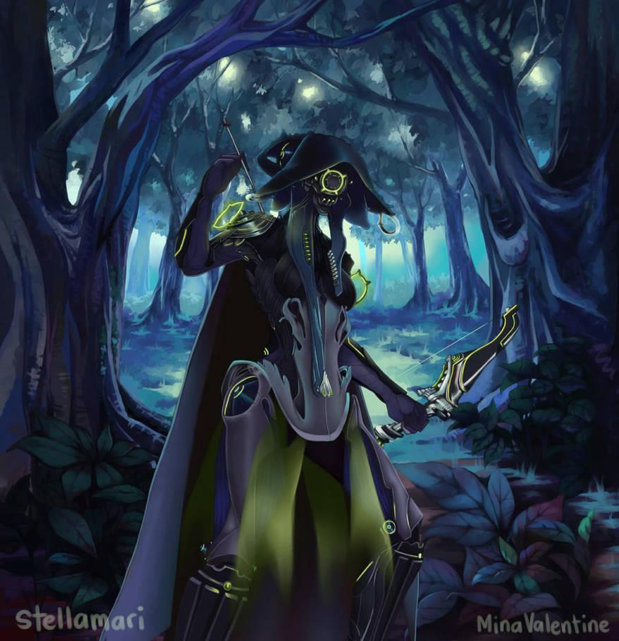 [Commission] Ivara by stellamareis
