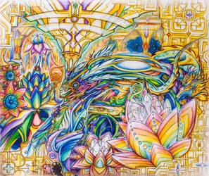 Lucid Shaman by DreamShamah