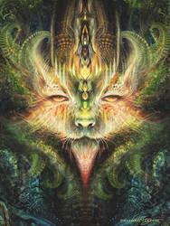 Luminous Trance by DreamShamah