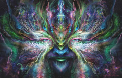 Rainbow Spirit by DreamShamah