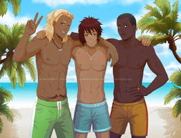 Summer time by nominee84