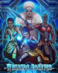 Wakanda Forever by nominee84