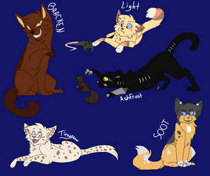 Just some of my little babies by Backgrounds4life