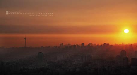 Break Of Dawn by mrrezania