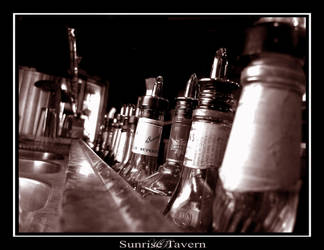 Sunrise Tavern by Trancenmetal