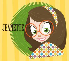 Jeanette Chipette by belledee