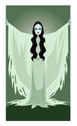 Luna the Vampire by belledee