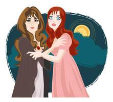 The Vampire Lovers by belledee