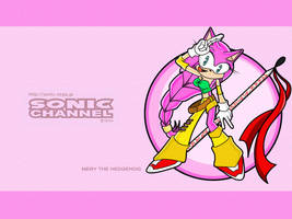 Mery - Sonic Channel by Mery-the-Hedgehog