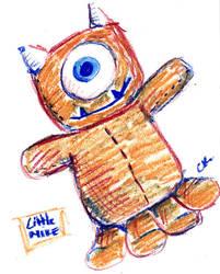 little mike by crischinchila