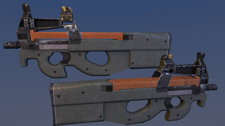 P90 Finished by Kn3chtRuprecht