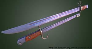 Type30 bayonet by Kn3chtRuprecht