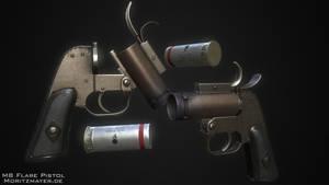 M8 Flare Gun by Kn3chtRuprecht