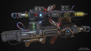 Portal Gun by Kn3chtRuprecht