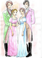 Pride and prejudice by LizzieBennet