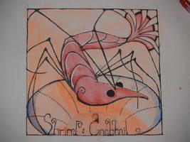 Shrimp Co... Pre-photoshop by Hforheroin