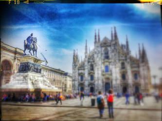 Milano by Gabbagabbahei