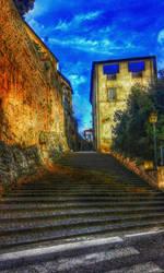 Cori, Italia by Gabbagabbahei