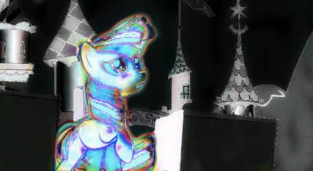 Iredescent Twilight by WarriorSparrow