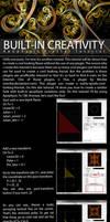 Built-in Creativity: Apophysis Fractal Tutorial by guagapunyaimel