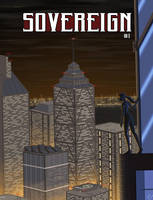 Sovereign Issue 1# cover by Lunapocalypse
