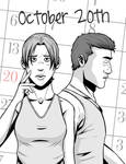 October the 20th: The Movie by Lunapocalypse