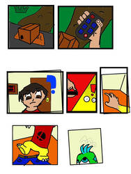 not remotely funny page 1 by Fabikatchukoh