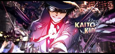 DC Kaito Kid Signature by Keeenny