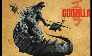 Godzilla 2014 by Brawl27