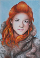 Kissed by fire by CsillaRenaata