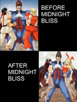 Street Fighters-Midnight Bliss by lurdpabl