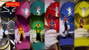 Marvel Keys by lurdpabl