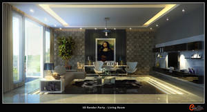 final Image - 3D Render Party1 by cuanz
