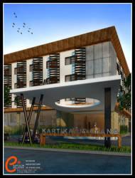 Hotel V1 - Bali by cuanz