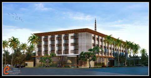 Hotel V2, Bali by cuanz
