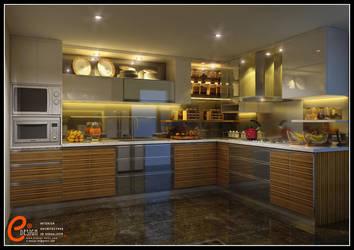 Kitchen by cuanz
