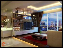 Living room V1 by cuanz