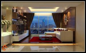Living room V3 by cuanz
