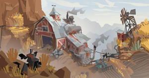Farm by Mr--Einikis