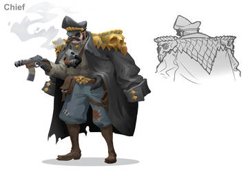 Chief by Mr--Einikis