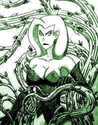Poison Ivy by 2gredvisions