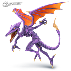 Smashified Ridley Transparent by Zesiul