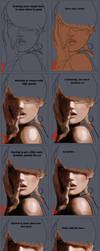 Portrait walkthrough. by Vloth