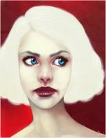A Lady by traumtaenzer