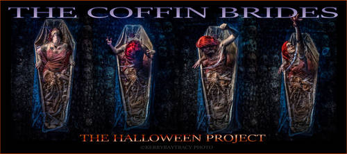 The Coffin Brides by thegiven32
