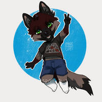 Alex by cyber--hound