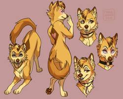 Love Ya! by cyber--hound