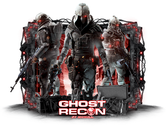 Ghost recon by MonikaC