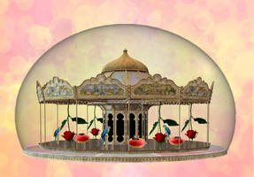 The Carousel Dome by stebev