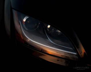 Headlight by lupiniastudios